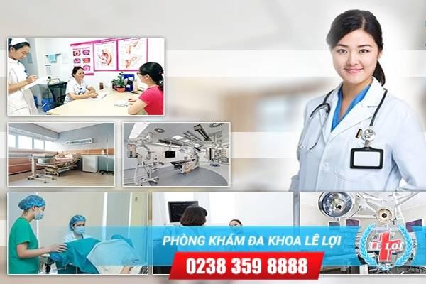 Địa chỉ chữa viêm âm đạo uy tín tại TP Vinh Nghệ An