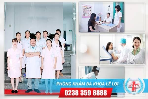 Phòng khám phụ khoa Lê Lợi - Địa chỉ được nhiều người chọn 2018 tại TP Vinh